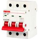 Выключатель нагрузки на DIN-рейку E.NEXT e.is.3.50, 3р, 50А (p008009)