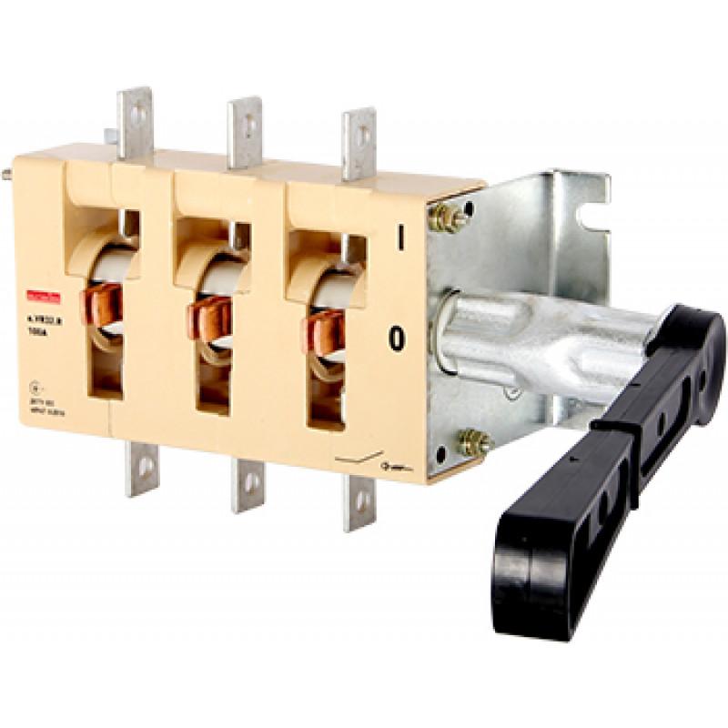 Выключатель-разъединитель E.NEXT e.VR32.R630 разрывной 630А (39В31250) (BP32-39B31250)