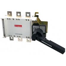 Выключатель-разъединитель нагрузки E.NEXT e.industrial.ukgz.500.3, 3р, 500А, с боковой рукояткой управления (i0590015)