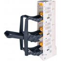 Выключатель-разъединитель под предохранитель E.NEXT вертикального исполнения e.fuse.fsvd.400, габарит 2, 3 полюса, 400А (i0760090)