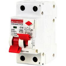 Выключатель дифференциального тока E.NEXT e.elcb.pro.2.C10.30, 2р, 10А, C, 30мА с разделенной рукояткой (p0620001)