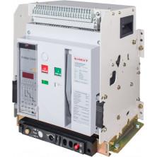 Воздушный автоматический выключатель E.NEXT e.acb.2000D.2000, выкатной, 0,4 кВ, 3Р, стандартный электронный расцепитель, мотор-привод и независимый расцепитель 220В (i0810004)